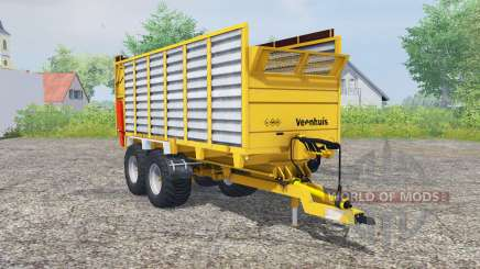 Veenhuis W400 deep lemon para Farming Simulator 2013