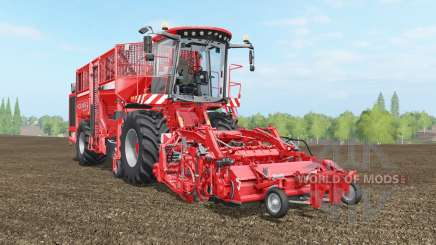 Holmer Terra Dos T4-30 de alta capacitỿ para Farming Simulator 2017