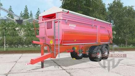 Krampe Big Body 750 S para Farming Simulator 2015