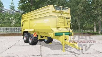 Krampe Bandit 750 arylide yellow para Farming Simulator 2015