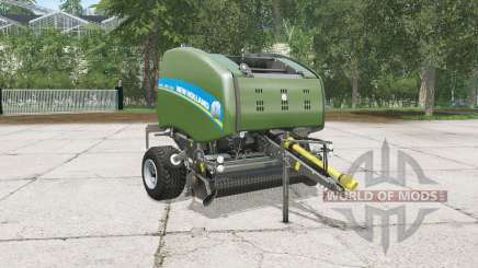 New Holland Roll-Belƭ 150 para Farming Simulator 2015