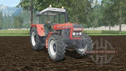 ZTS 16245 sunset orange para Farming Simulator 2015