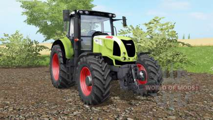 Claas Arion 620 june bud para Farming Simulator 2017