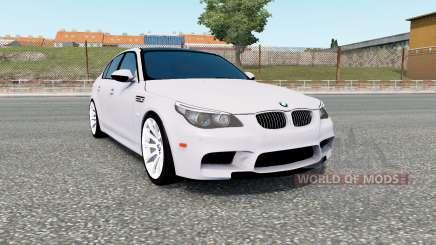 BMW M5 (E60) para Euro Truck Simulator 2