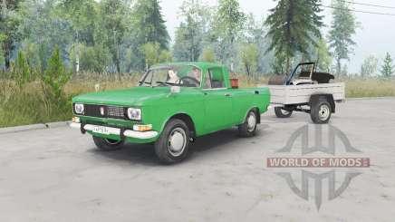 Moscovita-2315 color verde para Spin Tires