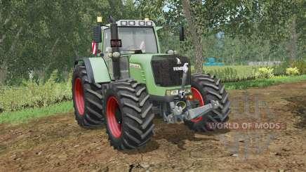 Fendt 930 Vario TMS bud green para Farming Simulator 2015