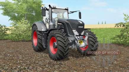 Fendt 930-948 Vario Black Edition para Farming Simulator 2017
