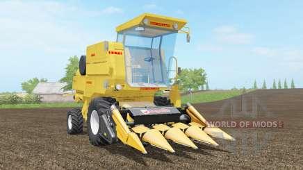 New Holland Claysoɲ 8070 para Farming Simulator 2017