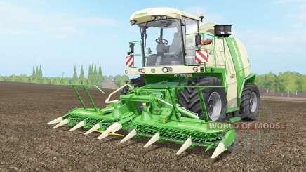 Krone BiG X 700-1100 para Farming Simulator 2017