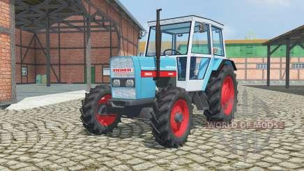 Eicher 3066A dark turquoise para Farming Simulator 2013