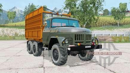 ZIL-131 camión para Farming Simulator 2015