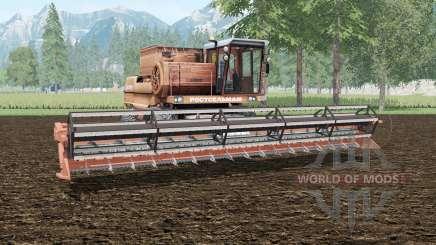 No-1500A ninasimone-color naranja para Farming Simulator 2015