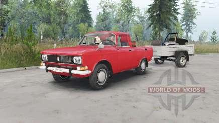 Moscovita-2315 color rojo para Spin Tires