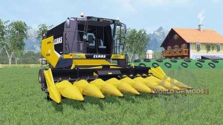 Claas Lexion 770 Americana Versioɳ para Farming Simulator 2015