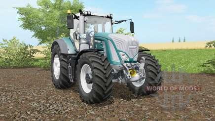 Fendt 930-939 Vario Petrol para Farming Simulator 2017