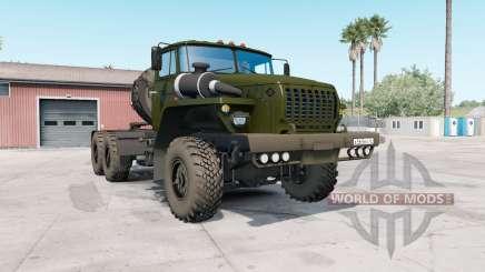Ural-44202 para American Truck Simulator