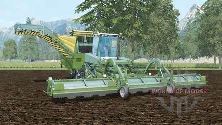 Grimme Tectron 415 para Farming Simulator 2015