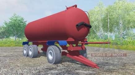 MGT-16 para Farming Simulator 2013