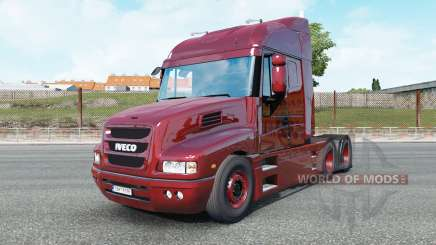 Iveco Strator golden gate bridge para Euro Truck Simulator 2