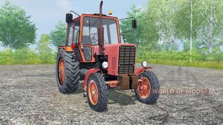 MTZ-80 Bielorrusia para Farming Simulator 2013