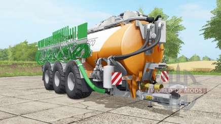 Kaweco Turbo Tanken cadmium orange para Farming Simulator 2017