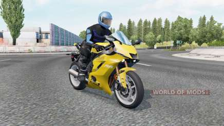 Motorcycle Traffic Pack v3.0 para Euro Truck Simulator 2