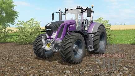 Fendt 930-939 Vario imperial para Farming Simulator 2017