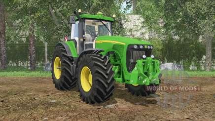 John Deere 8520 pantone green para Farming Simulator 2015