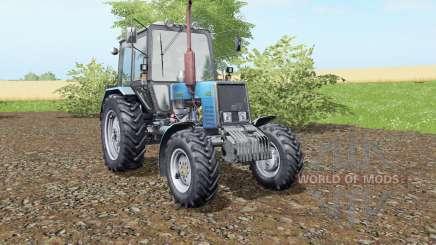 MTZ-1025 de Abajo para Farming Simulator 2017