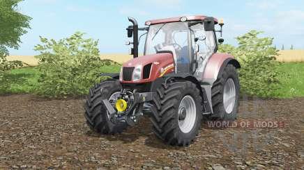 New Holland T6.140&T6.160 spezial para Farming Simulator 2017