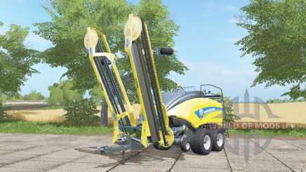 New Holland BigBaler 1290 Ɲadal R90 para Farming Simulator 2017