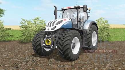Steyr Terrus 6270&6300 CVƬ para Farming Simulator 2017