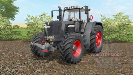 Fendt 930 Vario TMS Negro Beaꭒty para Farming Simulator 2017