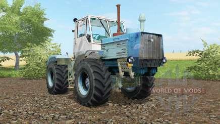 T-150K moderadamente color azul para Farming Simulator 2017