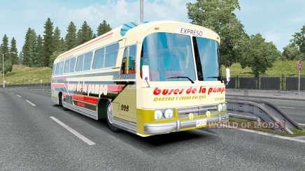 Decaroli Magirus-Deutz para Euro Truck Simulator 2