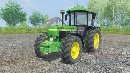 John Deere 3650 pigment green para Farming Simulator 2013