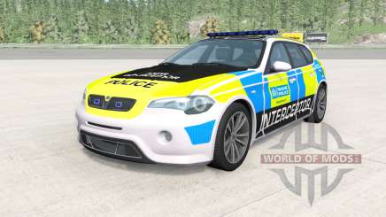 ETK 800-Series ANPR Interceptor Police v0.3 para BeamNG Drive
