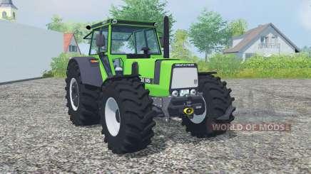 Deutz DX 145 FL console para Farming Simulator 2013