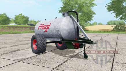 Fliegl VFW 5000 ghost para Farming Simulator 2017