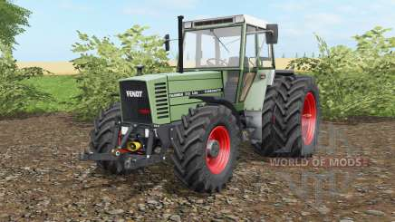 Fendt Farmer 300&312 LSA Turbomatik para Farming Simulator 2017