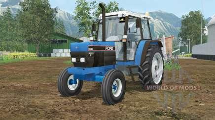 Ford 6640 Powerstar SLE para Farming Simulator 2015