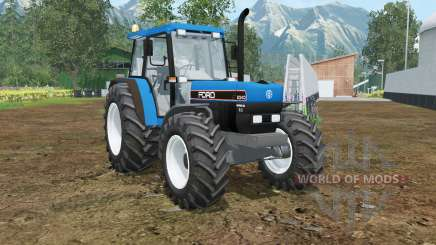 Ford 8340 para Farming Simulator 2015