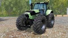 Deutz-Fahr Agrotron X 720 black wheeᶅş para Farming Simulator 2015