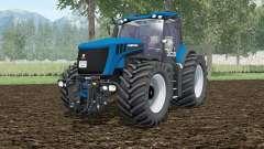 JCB Fastrac 8310 sapphire blue para Farming Simulator 2015