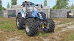 New Holland T7.290&T7.315 HeavyDuty para Farming Simulator 2017