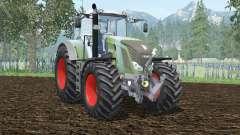 Fendt 828 Vario asparagus para Farming Simulator 2015
