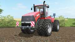 Case IH Steiger 370 doble wheelȿ para Farming Simulator 2017