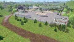 Valle De Altai para Farming Simulator 2015