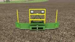 Frontgewicht John Deere para Farming Simulator 2017