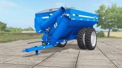 Kinze 1050 gradus blue para Farming Simulator 2017
